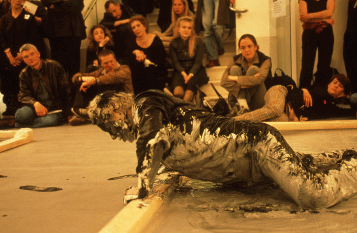 STUART BRISLEY, Beneath Dignity, 2002, A Short History of Performance </br>