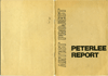 STUART BRISLEY, Artist Project Peterlee: First Peterlee Report, 1976, Cover