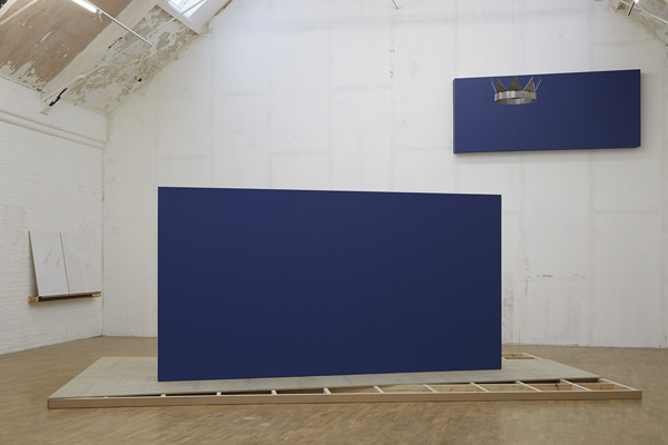 STUART BRISLEY, State of Denmark, installation view, Modern Art Oxford, 2014